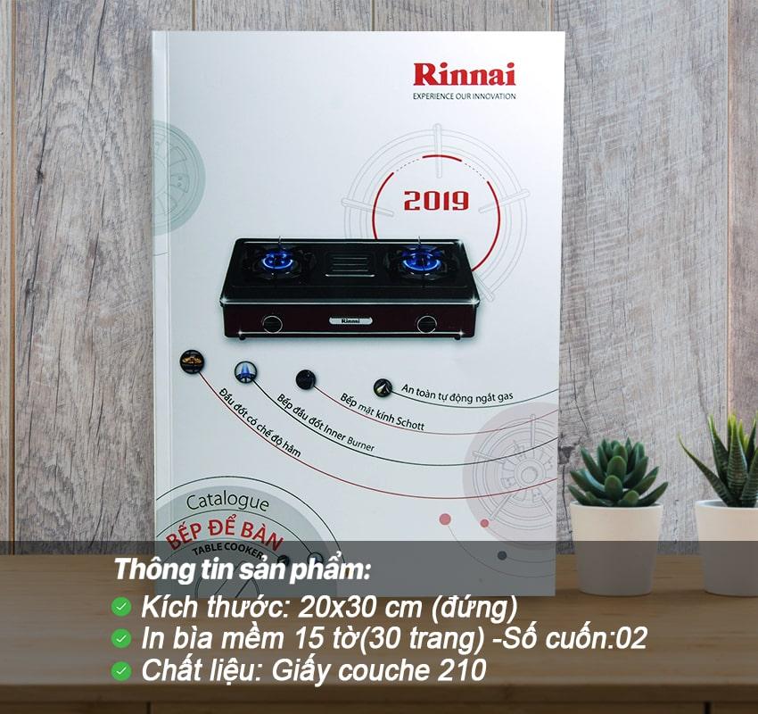Catalogue – Bìa ảnh mềm