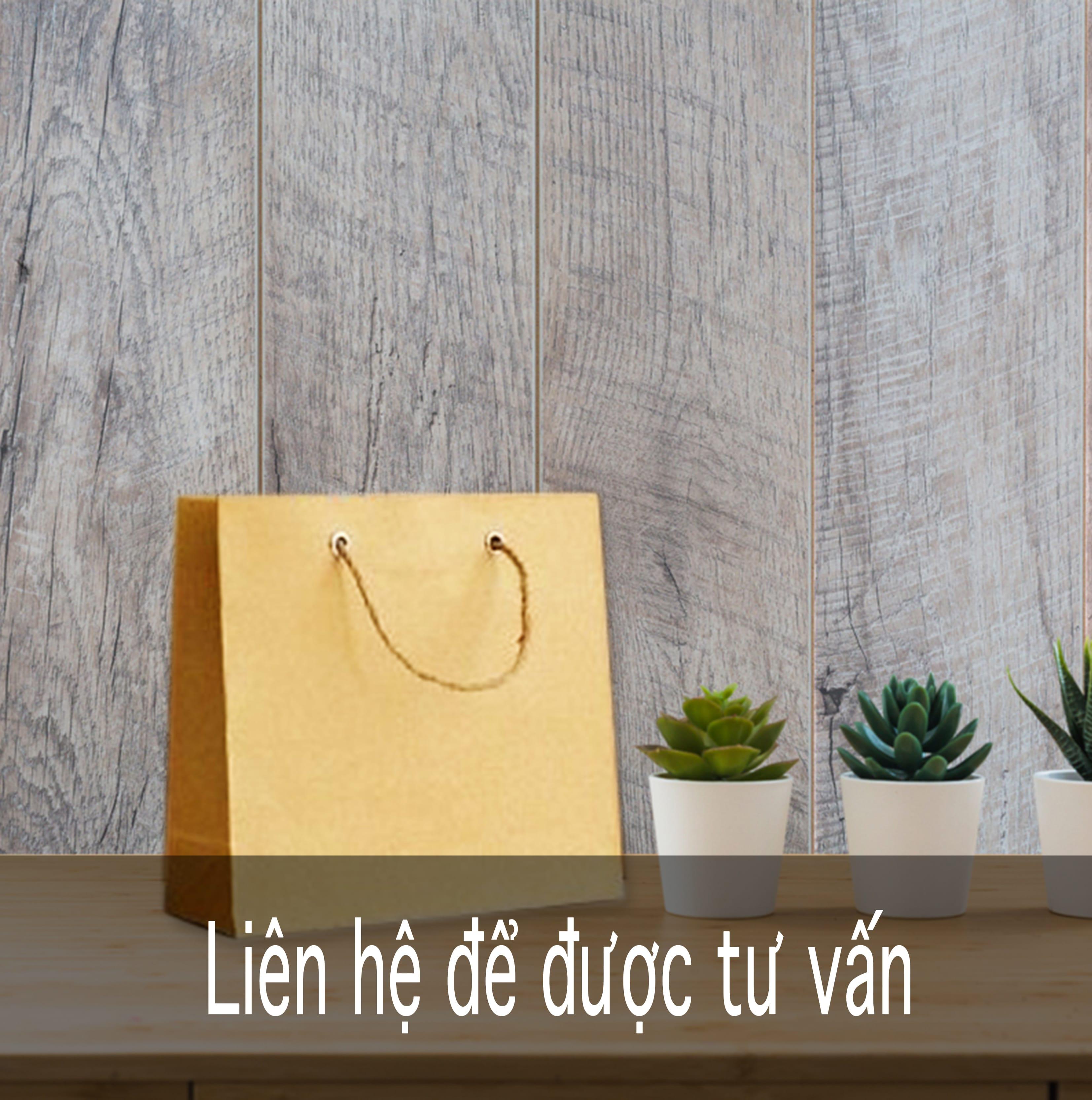 Túi giấy mộc (ngang)